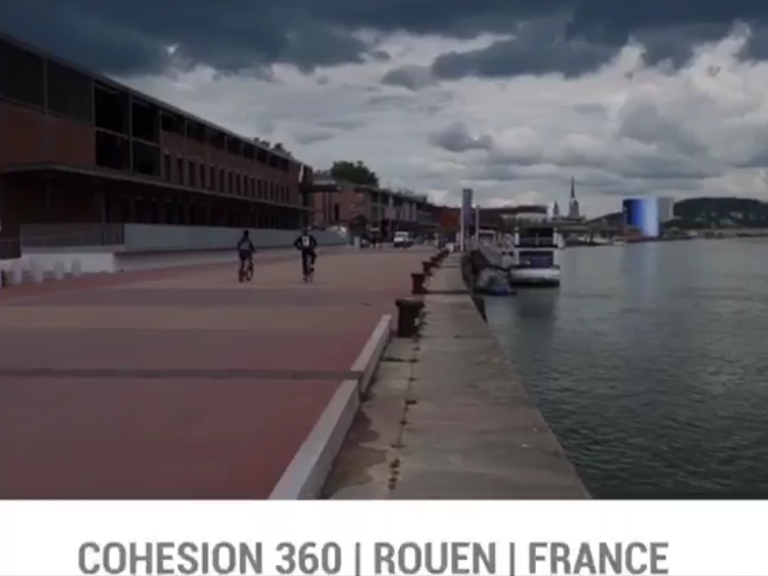 COHESION 360 in Rouen
